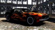 Muscle car custom