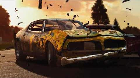 Wreckfest • Launch Trailer • PS4 Xbox One PC