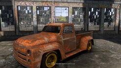 MSA Castro F80 Rust Scratches