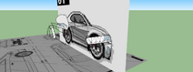 Berliner Coupe 3D model