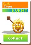 Event Cat Iron