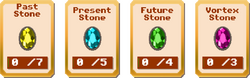 Legend Heroes - Final Stage Items