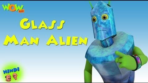 Glass Man Alien - Motu Patlu in Hindi WITH ENGLISH, SPANISH & FRENCH SUBTITLES