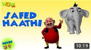 Hathi safed