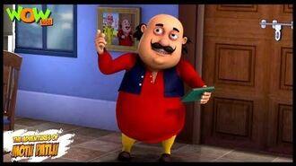 Motu Patlu New Episode - Cartoons - Kids TV Shows - Motu Ki Bachat - Wow Kidz