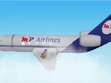 Motu Patlu Airlines Jet