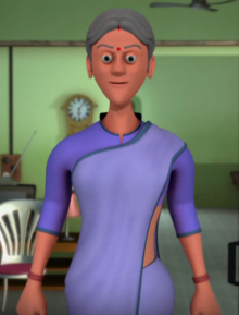Chingum's mom