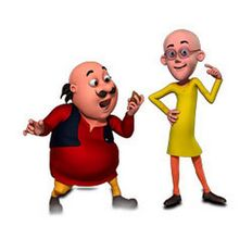 Motu and patlu friend