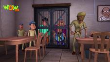 John In Jail