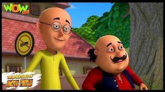 Motu Patlu New Episodes- Cartoons - Kids - Motu Patlu Ki Watch Tower - Wow Kidz