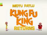 Motu Patlu: Kung Fu King Returns