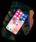 Motu's IPhone X