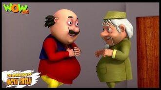 Motu Patlu New Episode Hindi Cartoons For Kids Humshakal Ki Talaash Wow Kidz-1