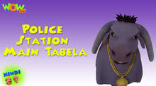Police Station Main Tabela Cover
