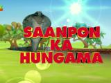 Saanpon Ka Hungama