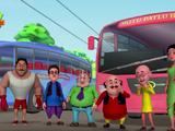 Motu Patlu Ki Bus