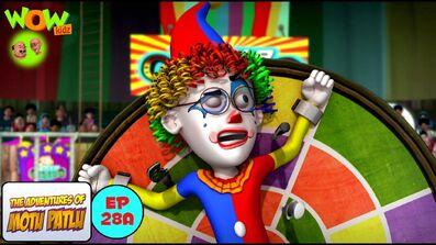 Circus-motu-patlu-in-hindi