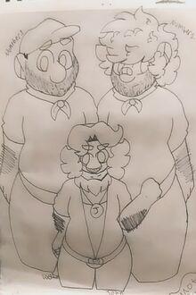 John and goons