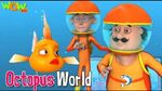 MOTU PATLU In Octopus World - Full Movie - Wow Kidz