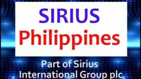 Sirius Philippines New Ident