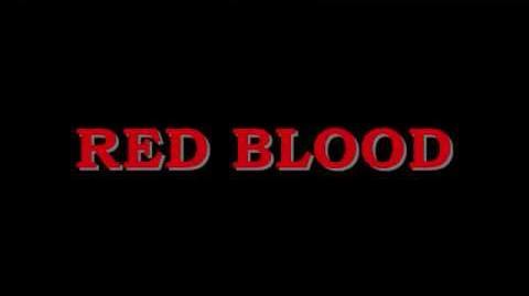 Red Blood trailer