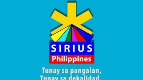 Sirius Philippines Ident for 2011