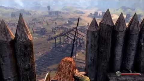 Mount & Blade II Bannerlord Gamescom 2016 Siege Defence Gameplay