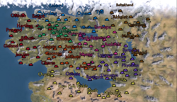 Bannerlord Map