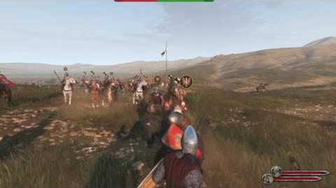 Mount & Blade II Bannerlord E3 2017 Cavalry Sergeant Gameplay