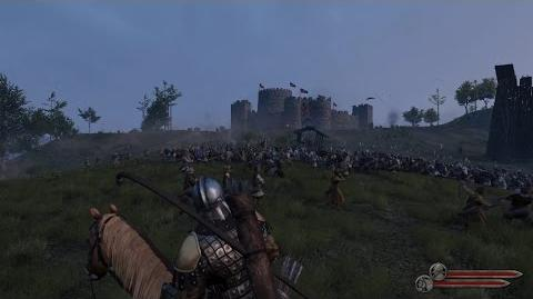 Mount & Blade II Bannerlord E3 2016 Siege Gameplay Extended