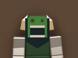 Mask of the Lumberjack