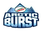 Mountain Dew Arctic Burst new logo