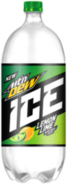 Mountain Dew Ice Prototype 2 Liter Bottle Design