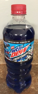 Mountain Dew Liberty Brew in a 20oz bottle