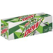 Diet Mountain Dew Box Design