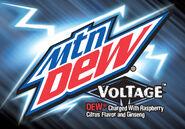 Mountain Dew Voltage Logo