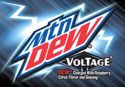 Mountain Dew Voltage Logo