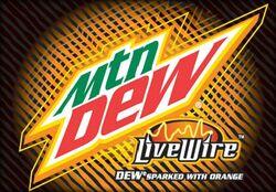 Live Wire Label Art