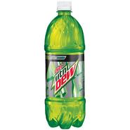 Diet Mountain Dew DEWcision 2016 1 Liter Design