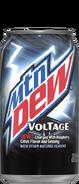 Mtn Dew Voltage Can