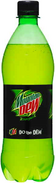 Mountain Dew Energised in 600 ml bottles