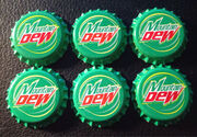Prototype Mountain Dew Logo
