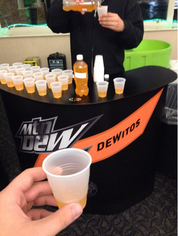 Mountain Dew DEWitos