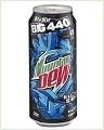 Mountain dew electro shock 440mL