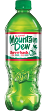 MtDew Throwback 20oz
