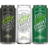 Mountain dew label series