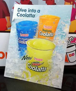 Pepsi products as Coolattas