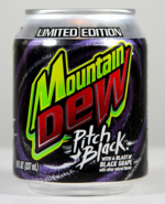 Tiny Pitch Black can from 2004