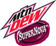 Mountain Dew Supernova new logo