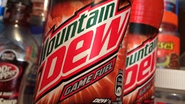Mountain Dew Game Fuel in Europe